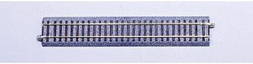 Kato Straight Roadbed Section Unitrack 8-15/16 HO Scale Nickel Silver Model Train Track #2160