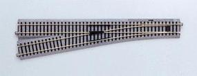 Kato #6 Manual Turnout Left Hand 34-1/8 HO Scale Nickel Silver Model Train Track #2862