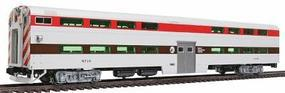 Kato Pullman Bi-Level 4 Window Coach/Cab Chicago Regional Transist Authority (RTA) #8716 - HO-Scale