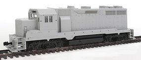 Kato EMD GP35 Phase 1a Undecorated HO Scale Model Train Diesel Locomotive #373020