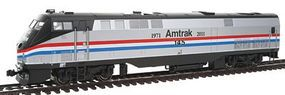 Kato GE P42 Genesis - Standard DC - Amtrak #145 HO Scale Model Train Diesel Locomotive #376106