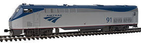 Kato GE P42 Amtrak Vb #150 HO Scale Model Train Diesel Locomotive #376109