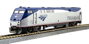 Kato Ho Ge P42 Amtrak 150 W/sd