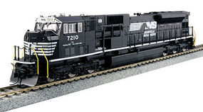 Kato EMD SD80MAC Norfolk Southern #7210 HO Scale Model Train Diesel Locomotive #376374