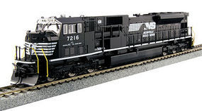 Kato EMD SD80MAC Norfolk Southern #7216 HO Scale Model Train Diesel Locomotive #376375