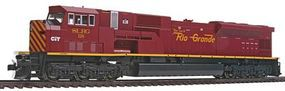 Kato EMD SD90/43MAC San Luis & Rio Grande #116 HO Scale Model Train Diesel Locomotive #376391