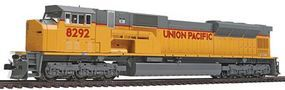 Kato EMD SD90/43MAC Standard DC Union Pacific #8292 HO Scale Model Train Diesel Locomotive #376393