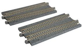 Kato Unitram Street Track Double Track N Scale Model Train Roadway Accessory #40021