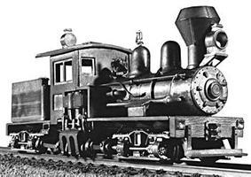 Keystone Steam Shay 20-Ton Class A Non-Powered HO HO-Scale