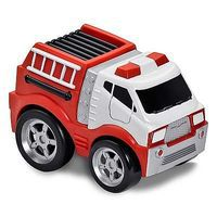 Kid-Galaxy Fire Truck Soft Pull Back