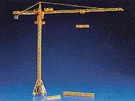 Kibri Construction crane HO Scale Model Railroad Building Accessory #10202