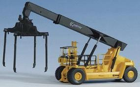 Kibri Kalmar Container Crane w/Trailer Lifting Arms Kit HO Scale Model Railroad Vehicle #11752