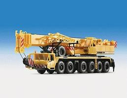 Kibri Liehberr 1120 Telescoping Crane Kit w/Extended Jib HO Scale Model Railroad Vehicle #13012
