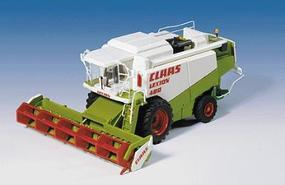 Kibri CLAAS Lexion 480 Combine w/Small Grain Head N Scale Model Vehicle #19000