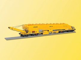 Kibri Plasser & Theurer MFS-100 Ballast Carrier/Conveyor HO Scale Model Railroad Vehicle #26150