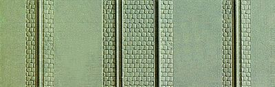 Kibri Paving For Dockside Crane -- HO Scale Model Railroad Accessory -- #34127