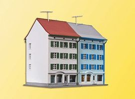 Kibri City Houses 2/ - Z-Scale (2)