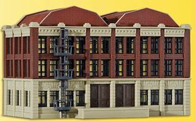 Kibri Workshop Kit N Scale Model Railroad Building #37230