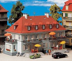 Kibri Nordbahnhof City House Kit HO Scale Model Railroad Building Kit #38359