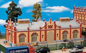 Kibri Warehouse HO-Scale