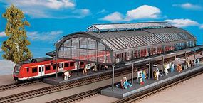 Kibri Kienbach Train Shed - HO-Scale