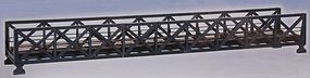 Kibri Framework Steel Bridge w/o Bridgeheads (Single Track) HO Scale Model Railroad Bridge #39702