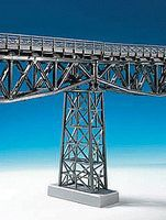 Kibri Steel Viaduct Pillar HO Scale Model Railroad Bridge #39753