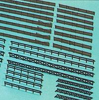 Kibri Fences - N-Scale
