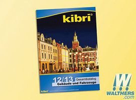 Kibri Catalog Kibri 2017/2017 German/English Model Railroading Catalog #99904