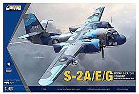 Kinetic-Model ROCAF S-2A/E/G Tracker 1-48