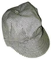 Kromer Cap striped adjustable