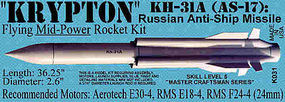 Launch-Pad KRYPTON Kh-31A Skill 5