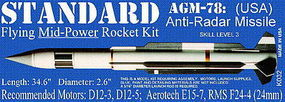 Launch-Pad STANDARD AGM-78 Skill 3
