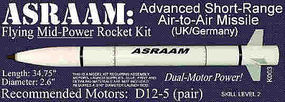 Launch-Pad ASRAAM Skill 2