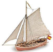 Latina 1/25 San Juan Nepomuceno Cutter Wood Ship Kit