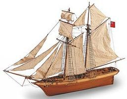 Latina 1/50 Scottish Maid Wooden Model Ship Kit