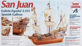 Latina 1/30 San Juan Galeon XVIth Century Wood Ship Kit