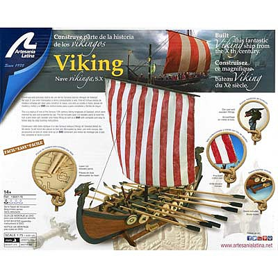 Latina Ship Models 1/75 Viking