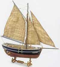 Latina Ship Models 1/25 Bon Retour Fishing Boat