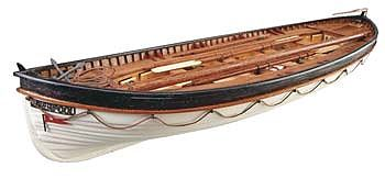 Latina Ship Models 1/35 Titanic's Lifeboat