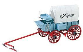 Latina 1/15 US 7th Cavalry Wagon