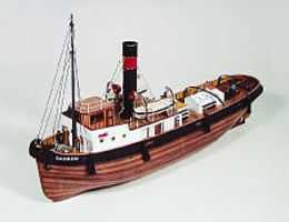 Latina 1/50 Sanson Tugboat Wooden Model Ship Kit