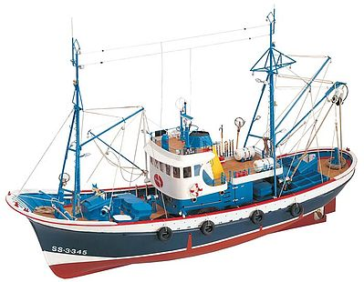 Latina 1/50 Marina II Wooden Model Ship Kit
