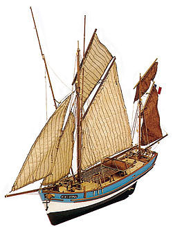Latina Ship Models 1/50 Marie Jeanne