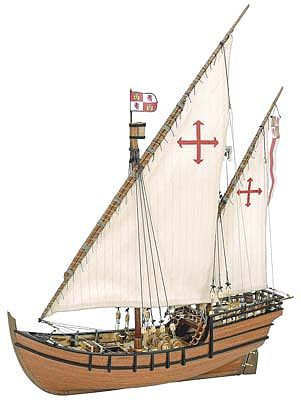 Latina Ship Models 1/65 La Nina