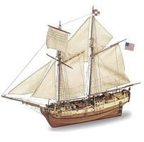 Latina 1/35 Independence Wooden Model Ship Kit