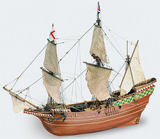 Latina 1/64 Mayflower Wooden Model Ship Kit