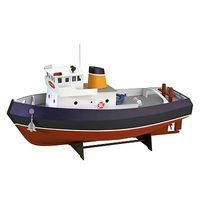 Motorized Samson Tugboat Wooden Model Ship Kit