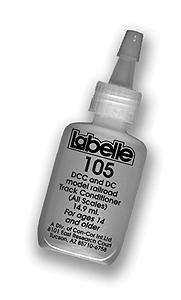 Labelle Track Conditioner w/Pads 14.9ml
