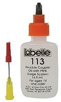 Labelle Knuckle Coupler Lubricant For O and Larger Scale Knuckle Couplers - O-Scale